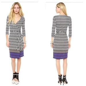 Diane von furstenberg silk new julian two dress